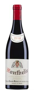 Thierry et Pascale Matrot Monthelie 2010 750ml